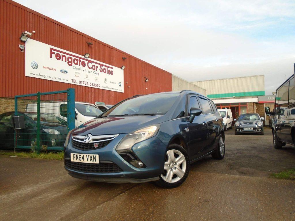 Vauxhall Zafira Tourer MPV 2.0 CDTi Exclusiv 5dr