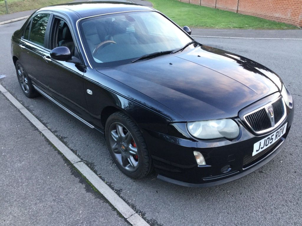 Rover 75 Saloon 1.8 T Contemporary SE 4dr