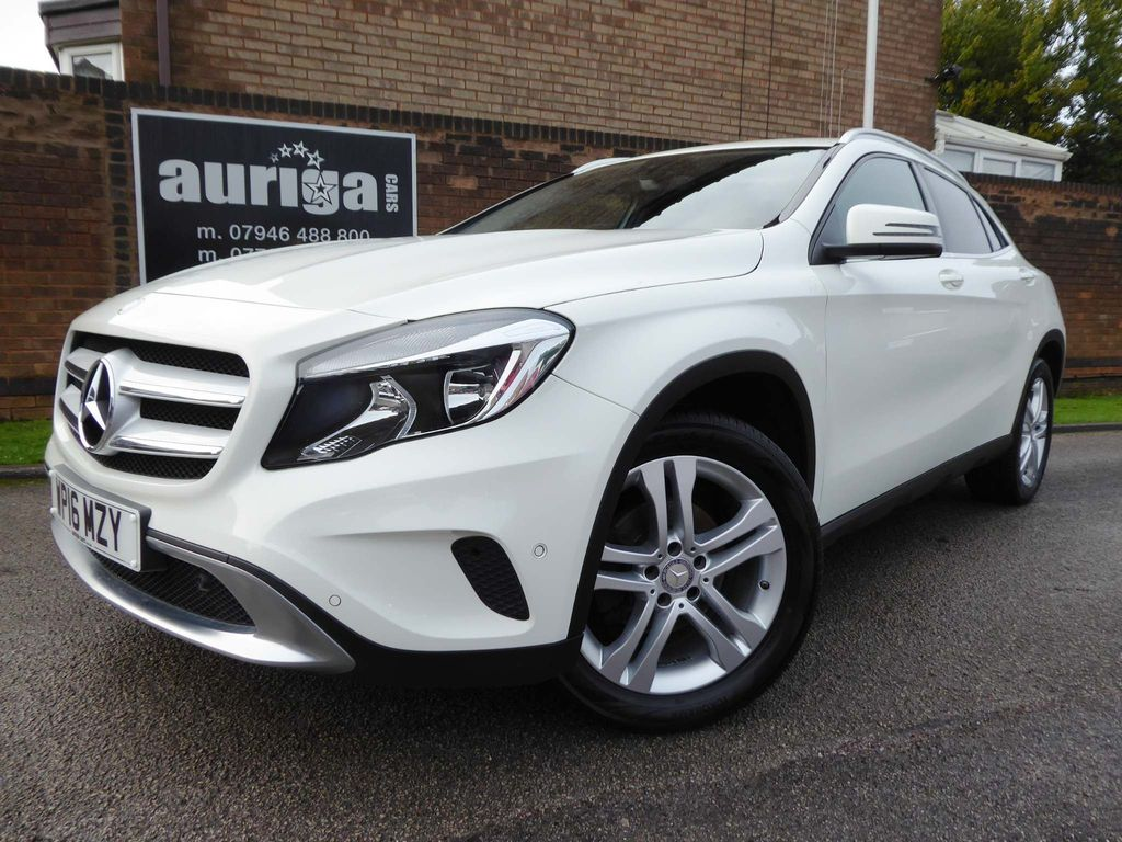 Mercedes-Benz GLA Class SUV 2.1 GLA200 Sport (Executive) (s/s) 5dr