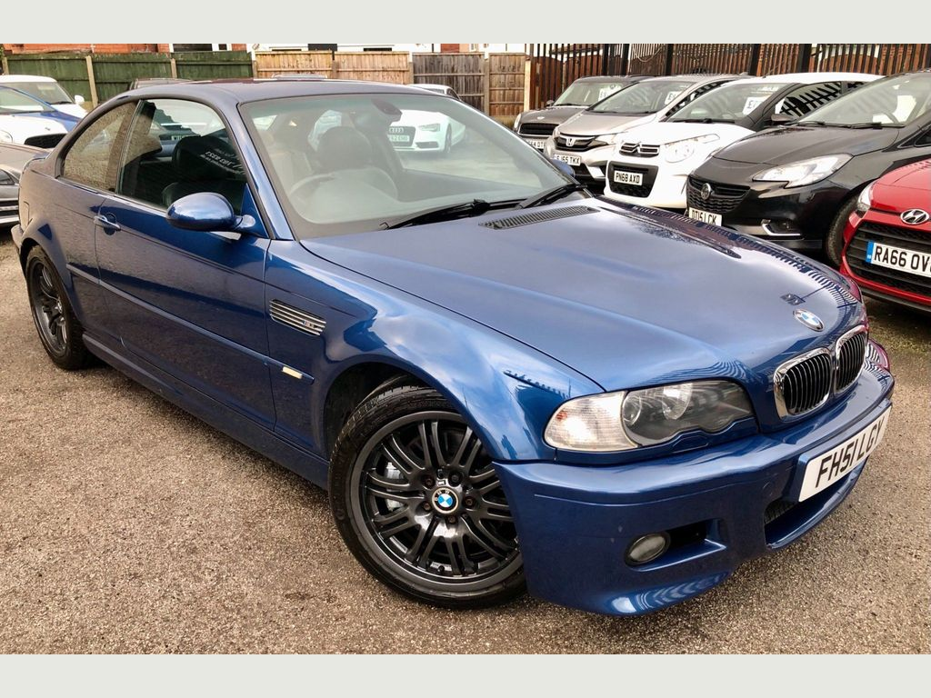 BMW M3 Coupe 3.2i 2dr