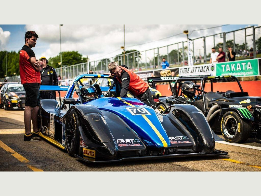 Radical SR3 Unlisted