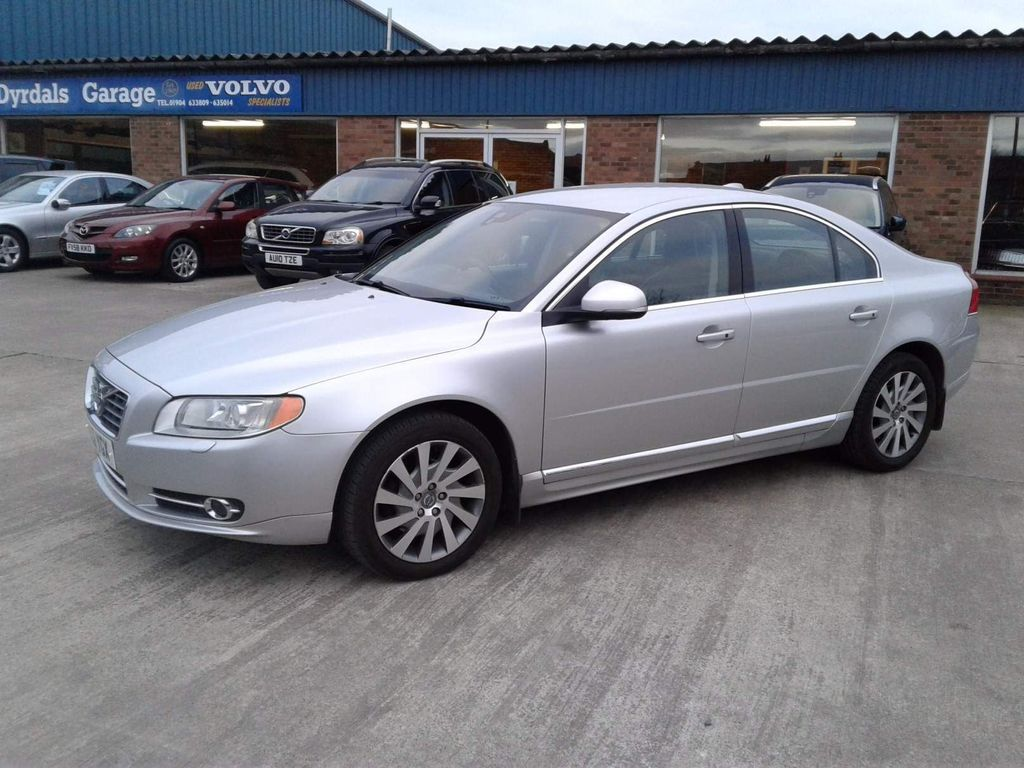 Volvo S80 Saloon 2.0 D4 SE Lux Geartronic 4dr