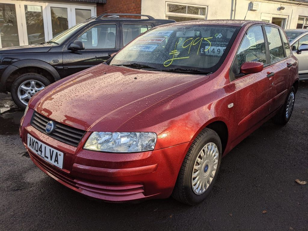 Fiat Stilo Hatchback 1.4 16v Active 5dr