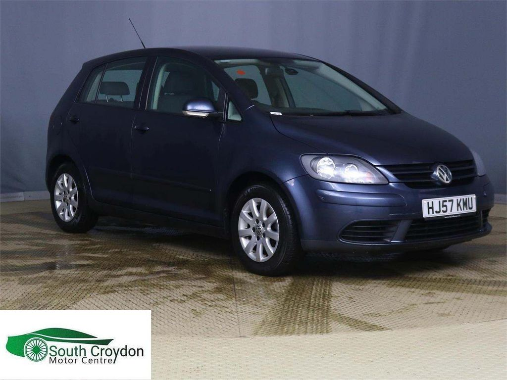 VOLKSWAGEN GOLF PLUS Hatchback 1.6 FSI Luna 5dr