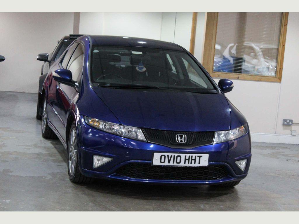 Honda Civic Hatchback 2.2 i-CDTi Si 5dr
