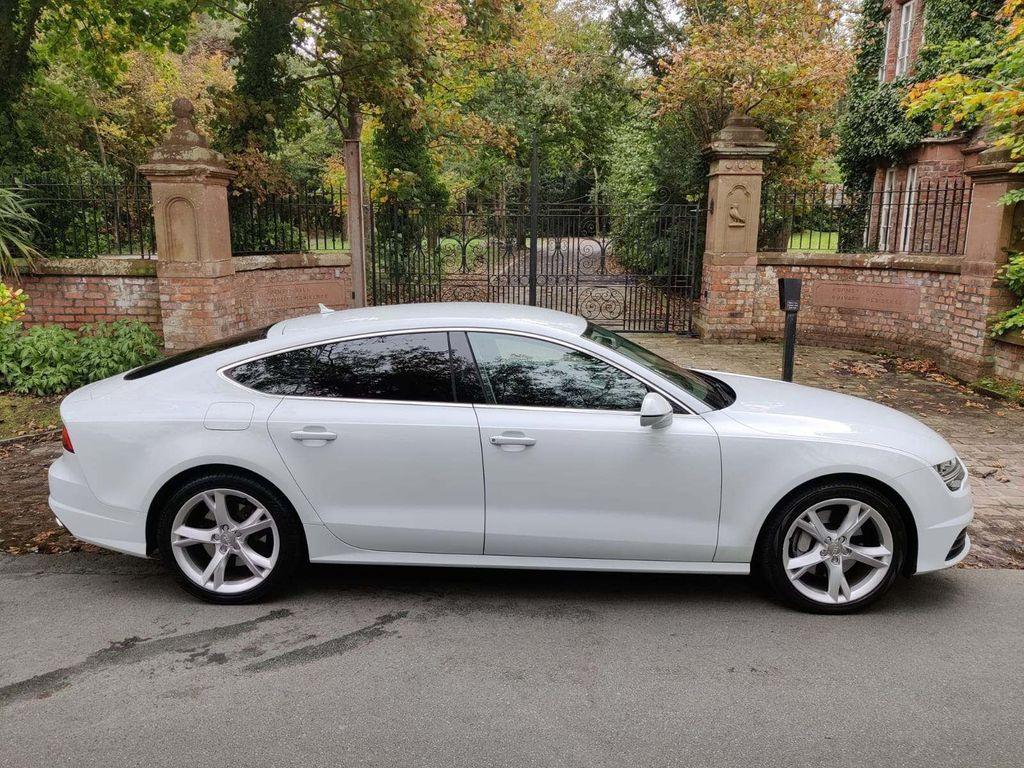 Audi A7 Hatchback 3.0 TDI V6 SE Executive Sportback S Tronic quattro (s/s) 5dr