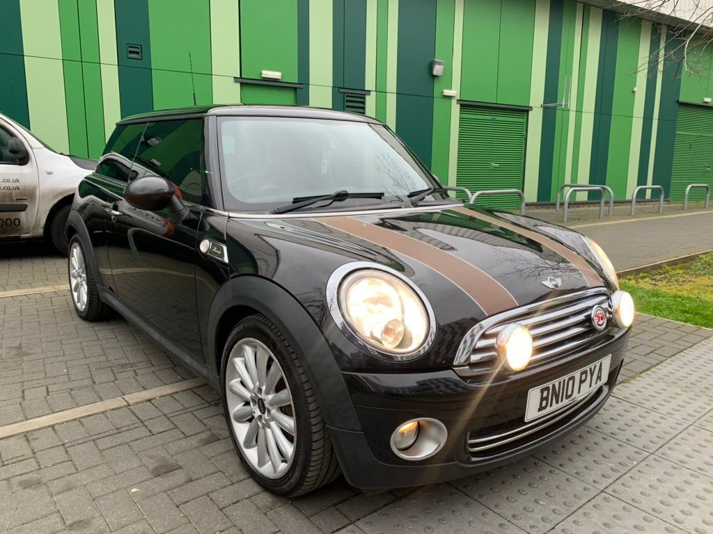 MINI Hatch Hatchback 1.6 Cooper Mayfair 3dr