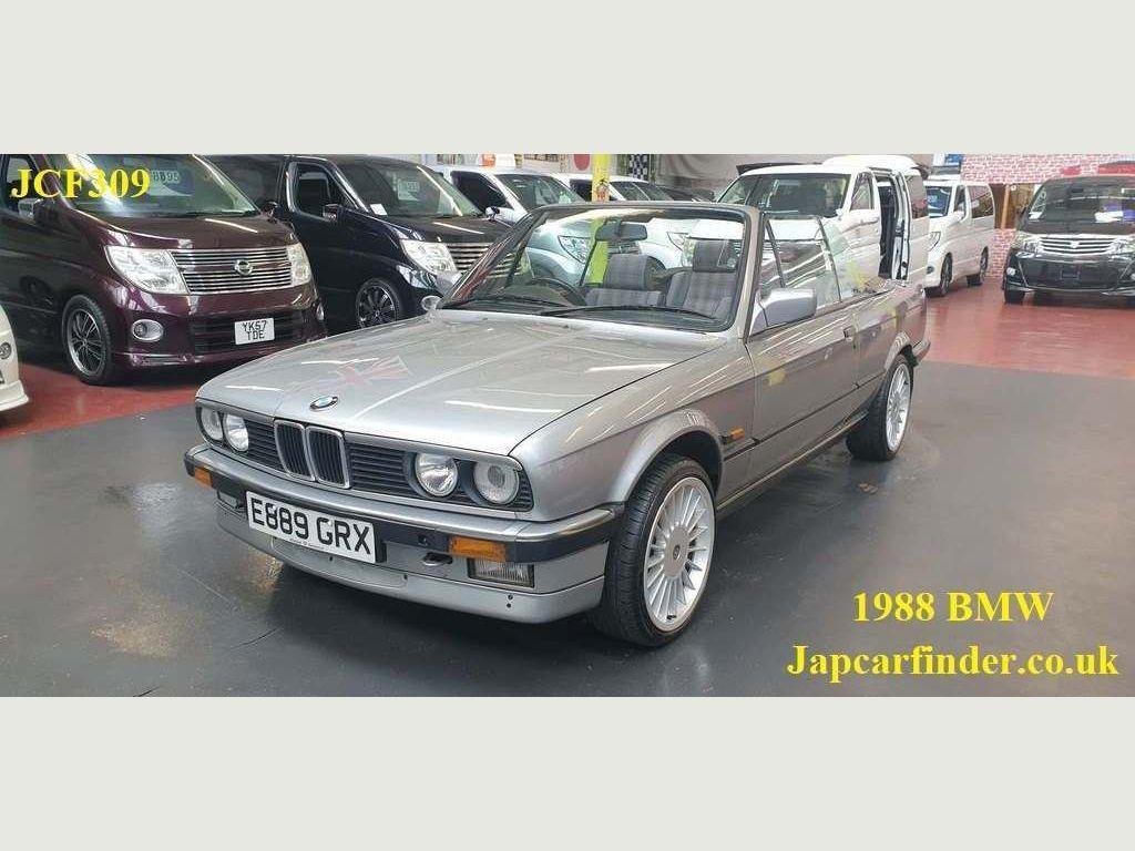 BMW 3 Series Convertible 2.0 320i Baur Conversion 2dr