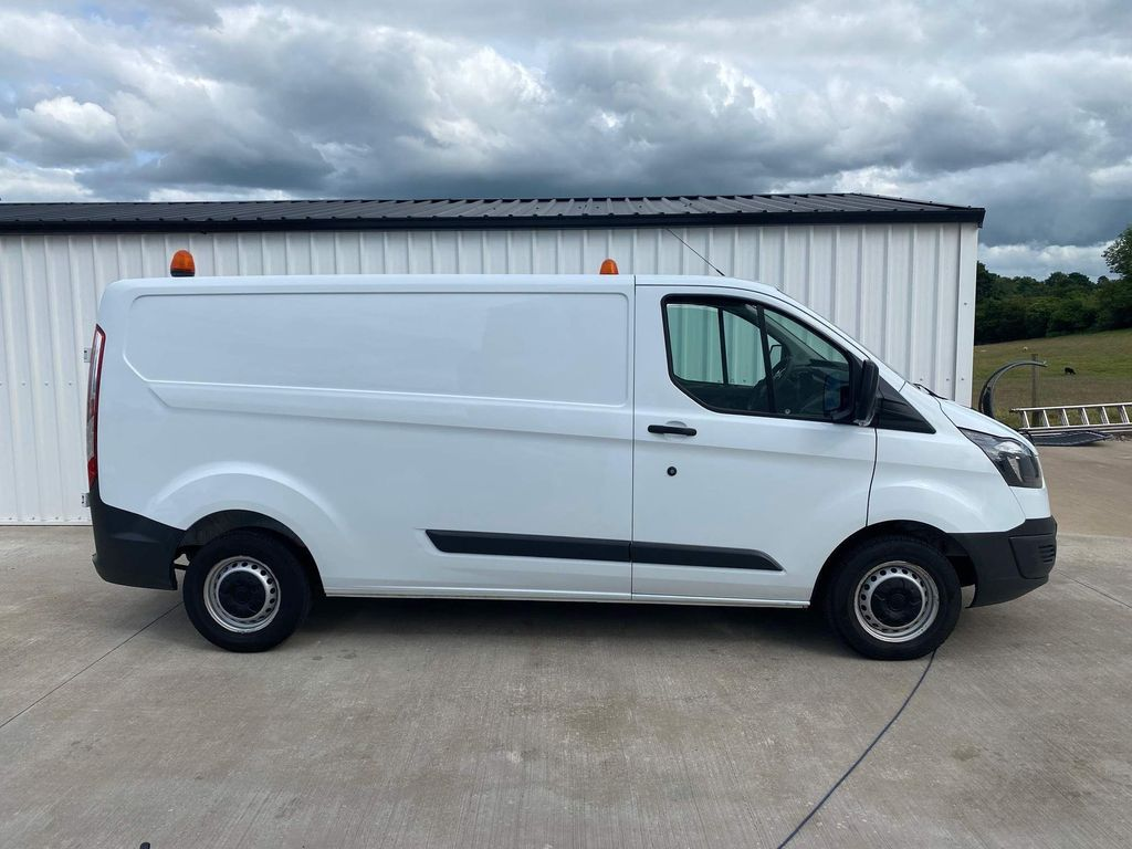 Ford Transit Custom Panel Van Panel Van