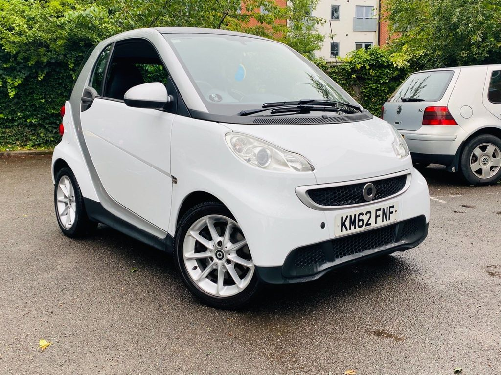 Smart fortwo Coupe 1.0 MHD Pulse SoftTouch 2dr