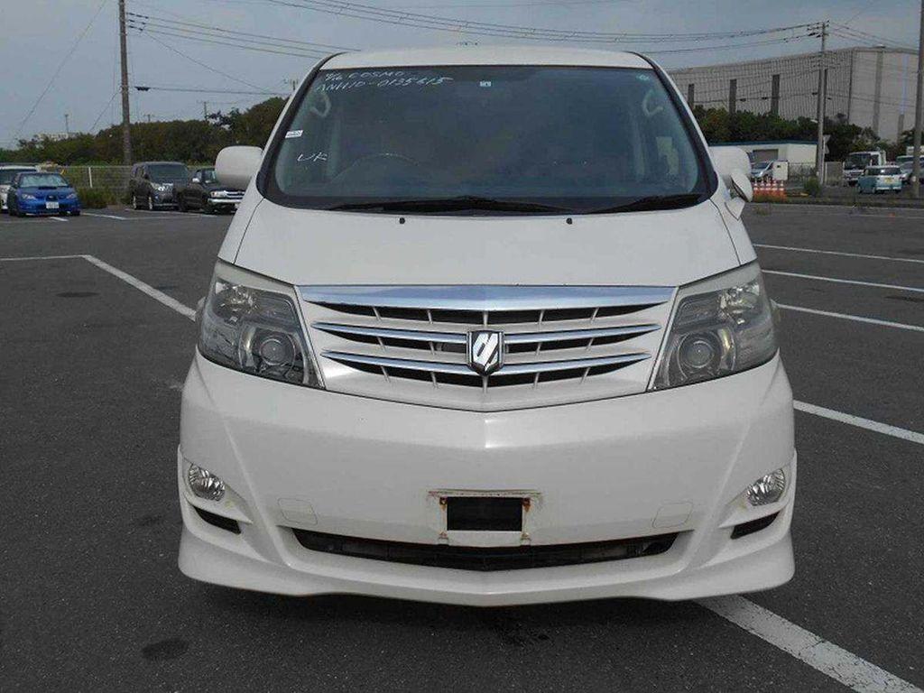 Toyota Alphard MPV AS Limited