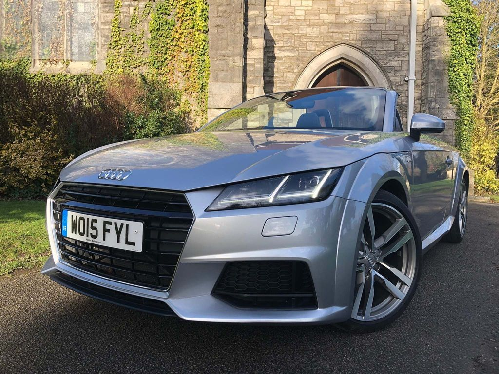 Audi TT Convertible 2.0 TDI ultra S line Roadster (s/s) 2dr