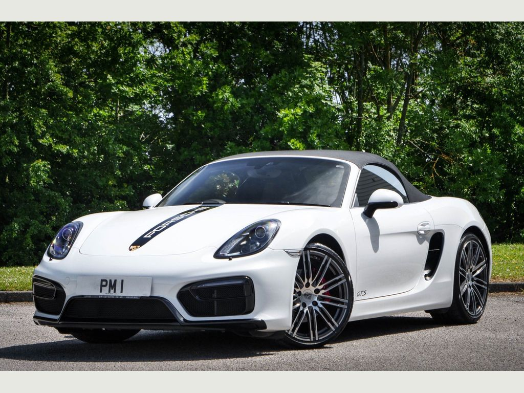 Porsche Boxster Convertible 3.4 981 GTS PDK (s/s) 2dr