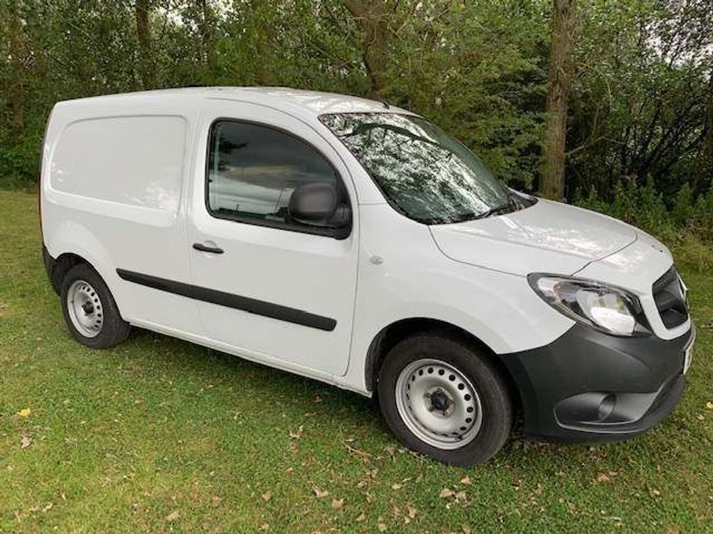 MERCEDES-BENZ CITAN Panel Van 1.5 CDI 111 Long Panel Van 3dr (EU6)