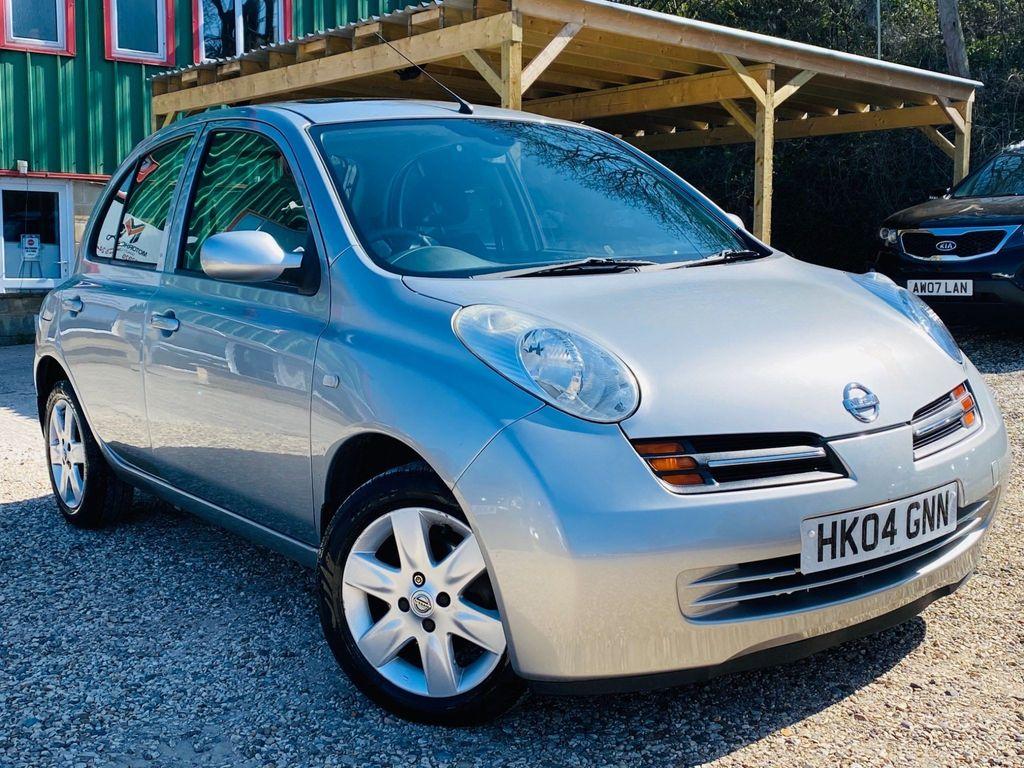 Nissan Micra Hatchback 1.4 16v SVE 5dr
