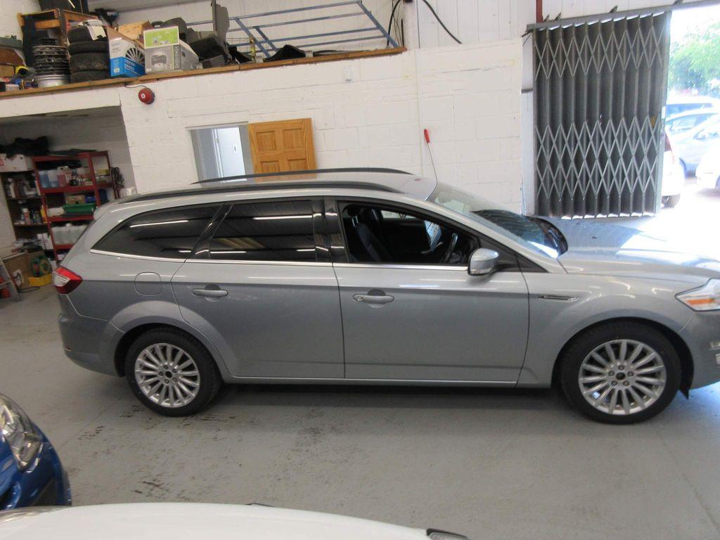 Ford Mondeo Estate 2.0 TDCi Zetec Business 5dr