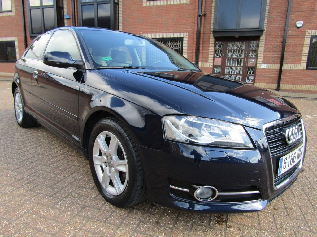 Audi A3 Unlisted 2.0 TDi ATTRACTION 3 DR TURBO DIESEL