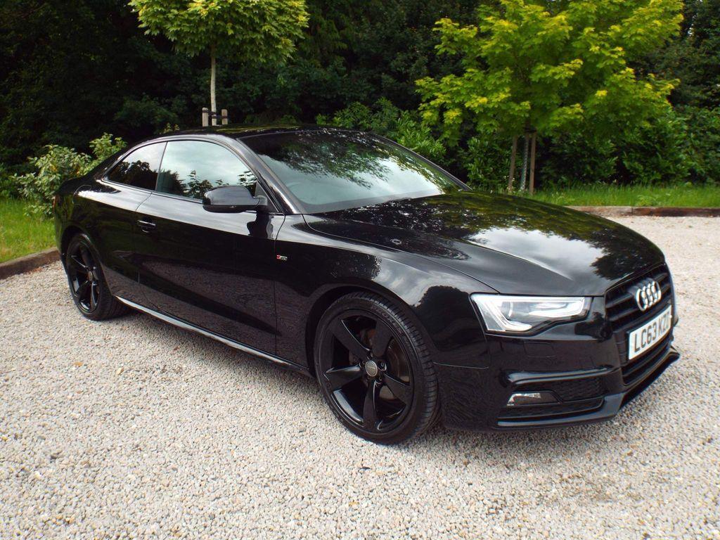 Audi A5 Coupe 2.0 TDI Black Edition 2dr