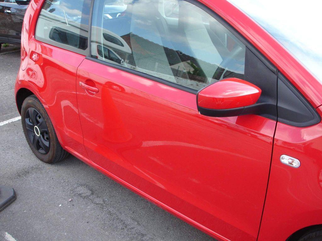 SKODA Citigo Hatchback 1.0 MPI GreenTech SE 3dr