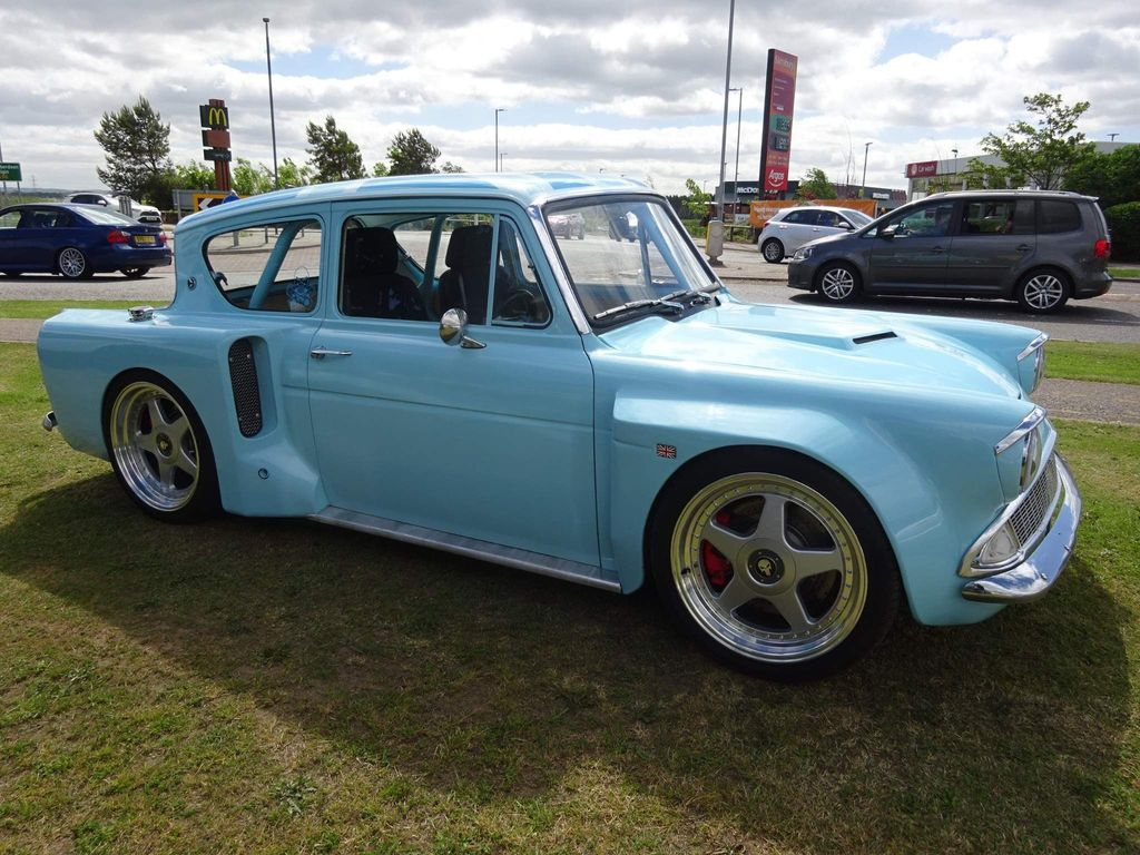 Ford Anglia Unlisted