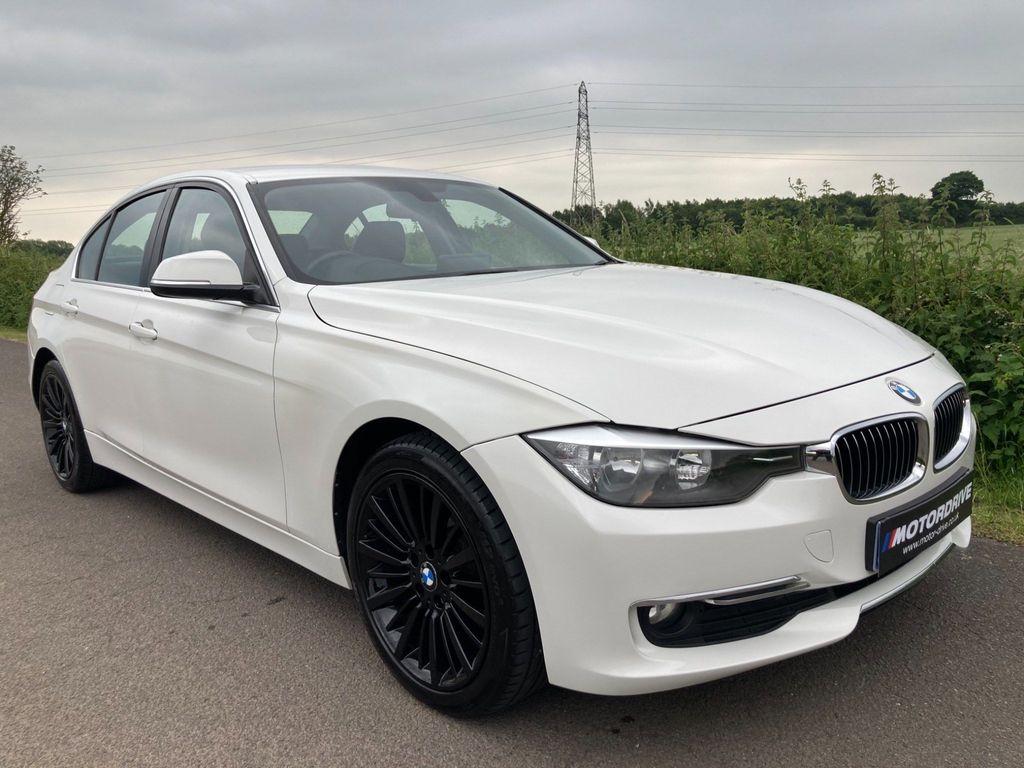 BMW 3 Series Saloon 2.0 320d Luxury 4dr