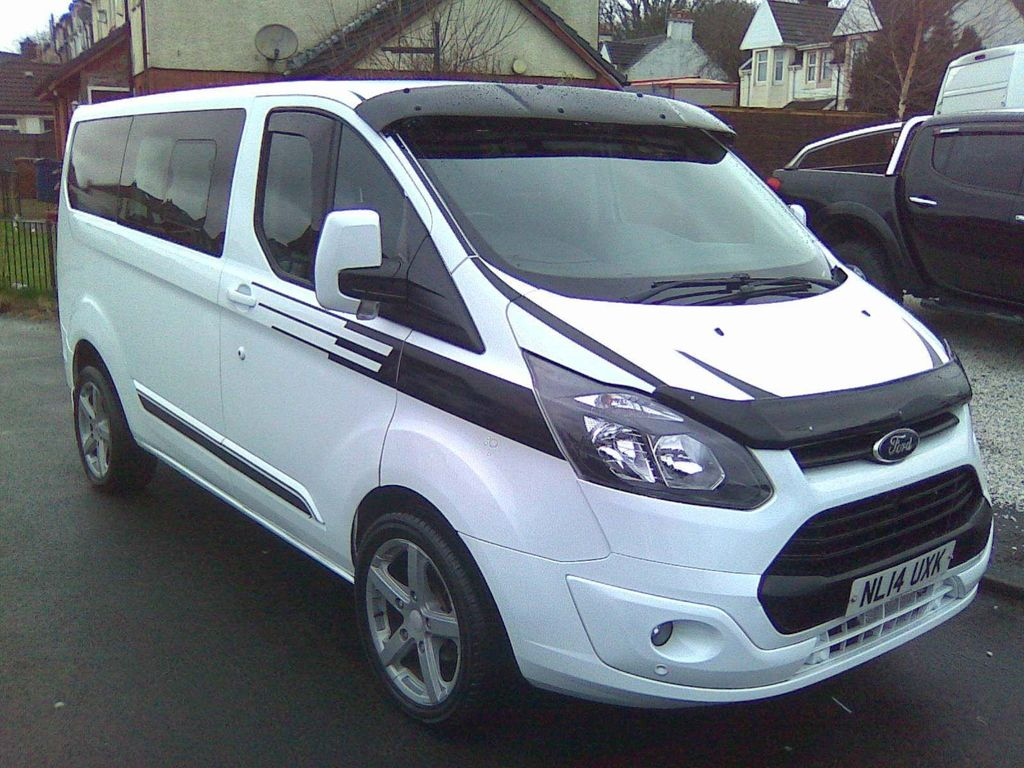 Ford Transit Custom Other 2.2 TDCi 270 Double Cab-in-Van L1 H1 5dr