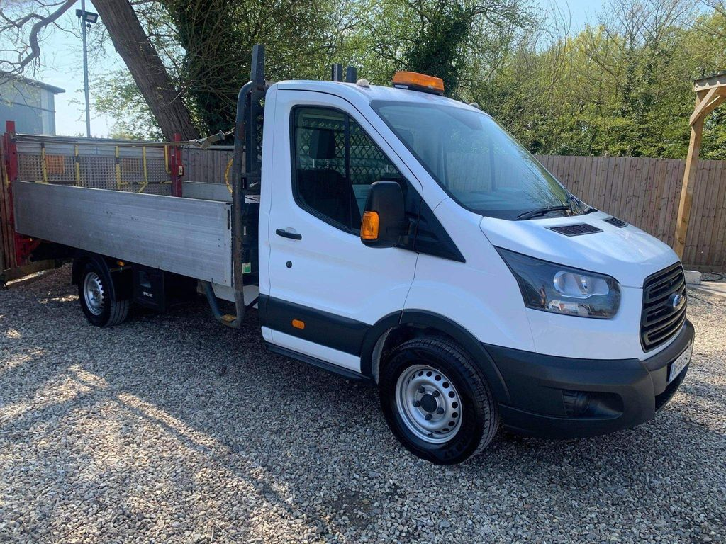 Ford Transit Chassis Cab 350 DROPSIDE RWD L4 H1 EURO 6 - 14FT