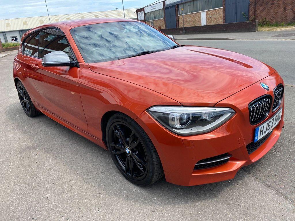BMW 1 Series Hatchback 3.0 M135i Sports Hatch (s/s) 3dr