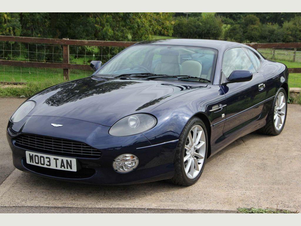 Used Aston Martin Db7 Coupe 5 9 Vantage 2dr In Gillingham Dorset Dorset Jason Mead Car Sales Ltd