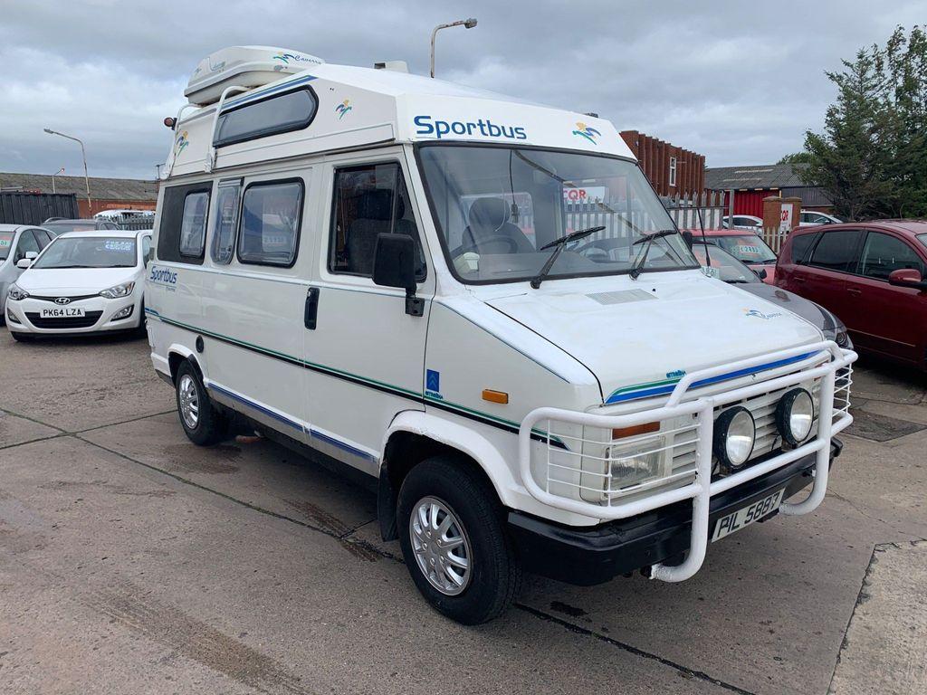 Citroen C25 D 1400 Campervan 2.5 D Sport Bus Caverra