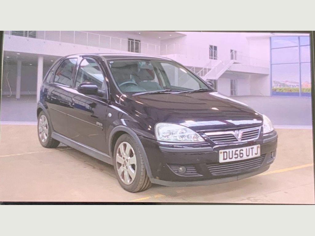 Vauxhall Corsa Hatchback 1.4 i 16v SXi+ 5dr