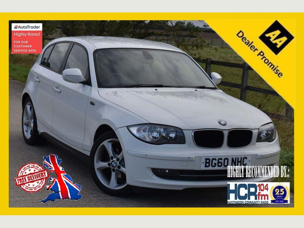 BMW 1 Series Hatchback 2.0 116i Sport 5dr
