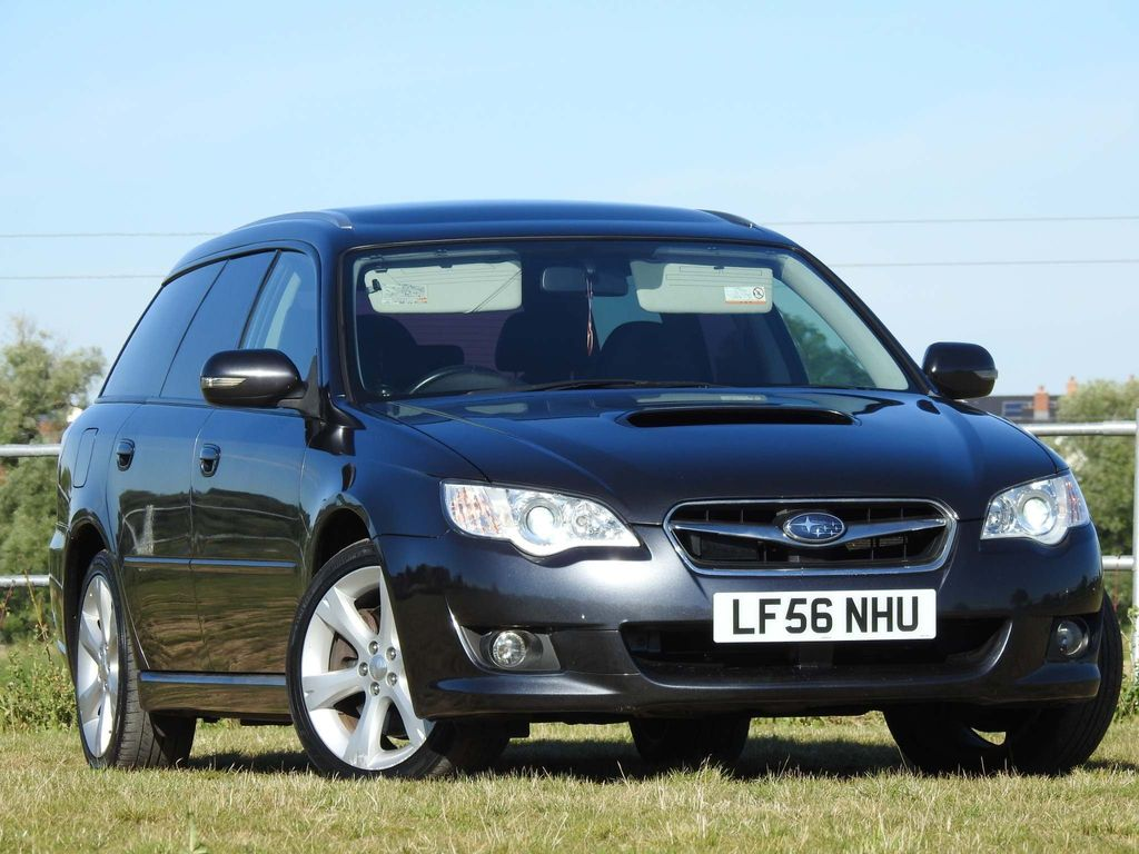 Subaru Legacy Estate BP5 TWIN TURBO JDM Si DRIVE