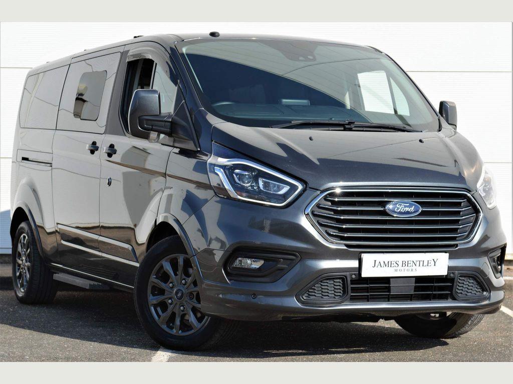 Ford Tourneo Custom Minibus 2.0 310 EcoBlue Titanium X Auto L2 EU6 (s/s) 5dr (8 Seat)