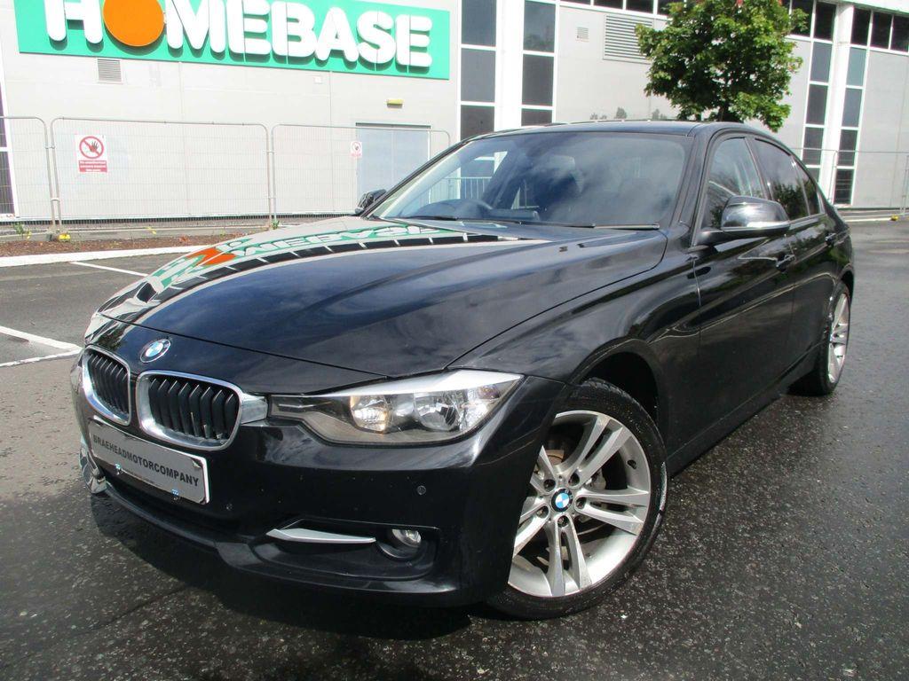 BMW 3 Series Saloon 2.0 318d Sport (s/s) 4dr