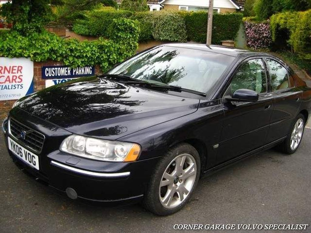 Volvo S60 Saloon 2.4 D5 SE Geartronic 4dr