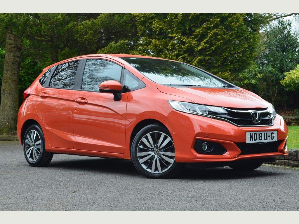 Honda Jazz Hatchback 1.3 i-VTEC EX Navi CVT (s/s) 5dr