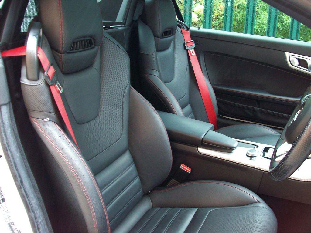 Mercedes-Benz SLC Convertible 2.0 SLC300 AMG Line G-Tronic (s/s) 2dr