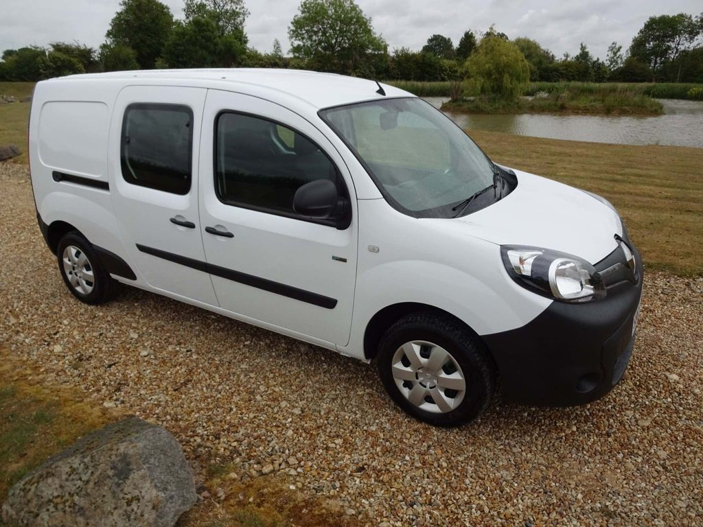 Renault Kangoo Maxi Other ZE LL21 33kWh Business Crew Van Auto 4dr (i)
