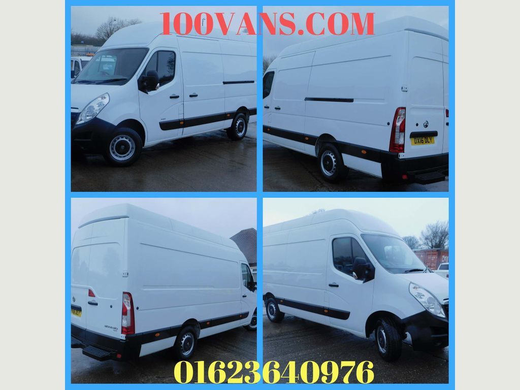 Vauxhall Movano Panel Van SOLD SOLD SOLD