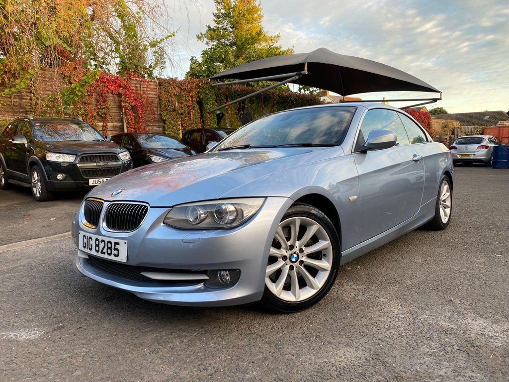 BMW 3 Series Convertible 3.0 325i SE Auto 2dr