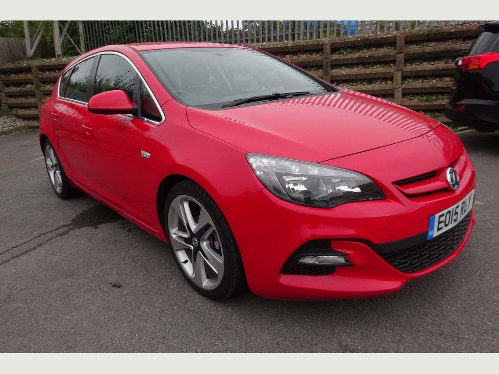Vauxhall Astra Hatchback 1.6i Limited Edition 5dr