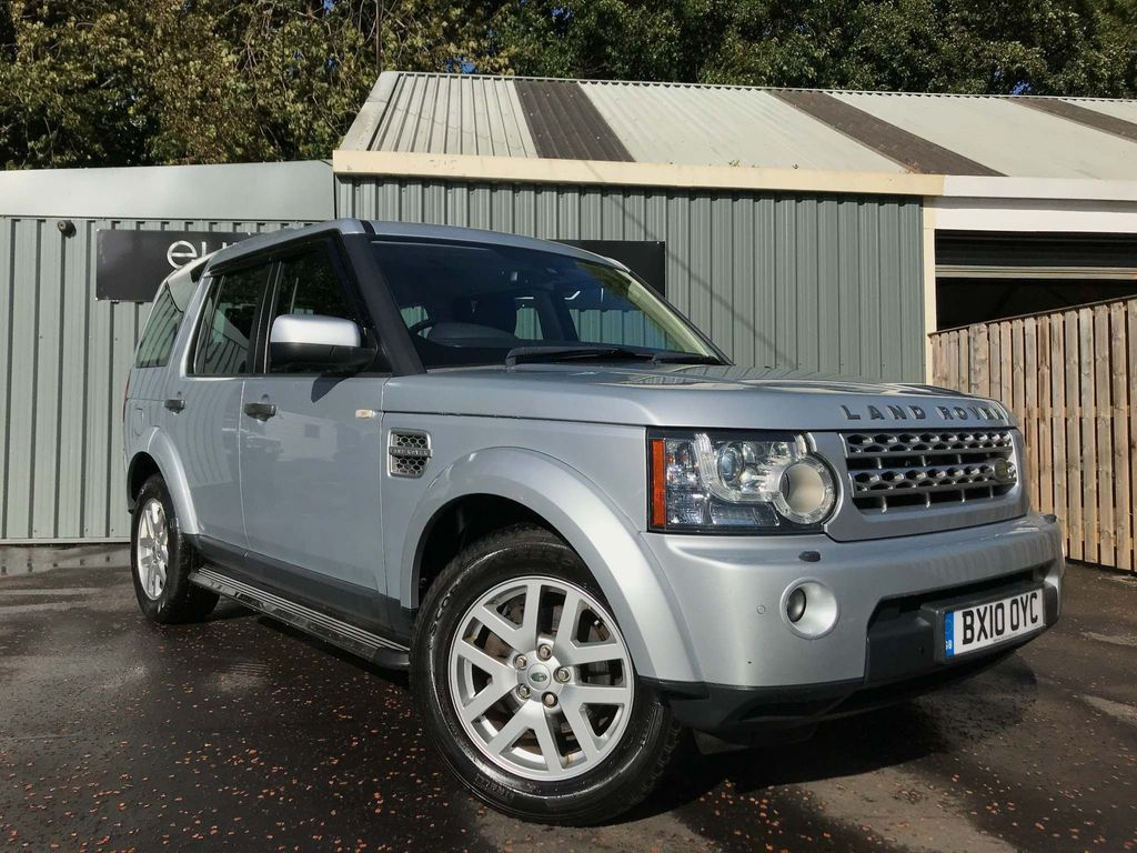 Land Rover Discovery SUV GS TDV6