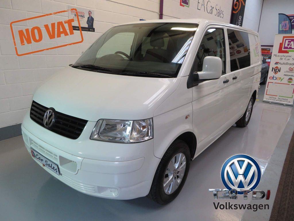 Volkswagen Transporter Other 1.9 TDI T30 Window Van 4dr (SWB)
