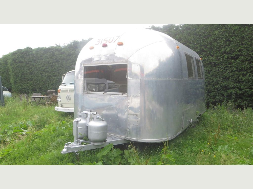Airstream Caravel Tourer Ideal Vending van 'chill out space' etc.