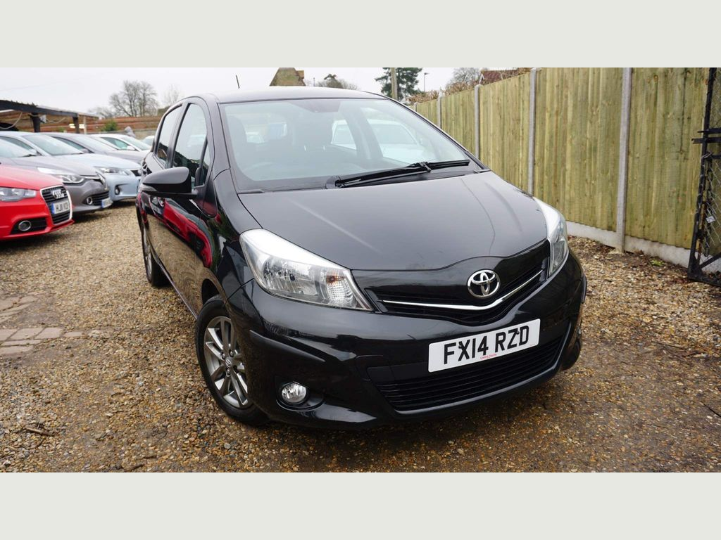 Toyota Yaris Hatchback 1.33 Icon+ M-Drive S 5dr