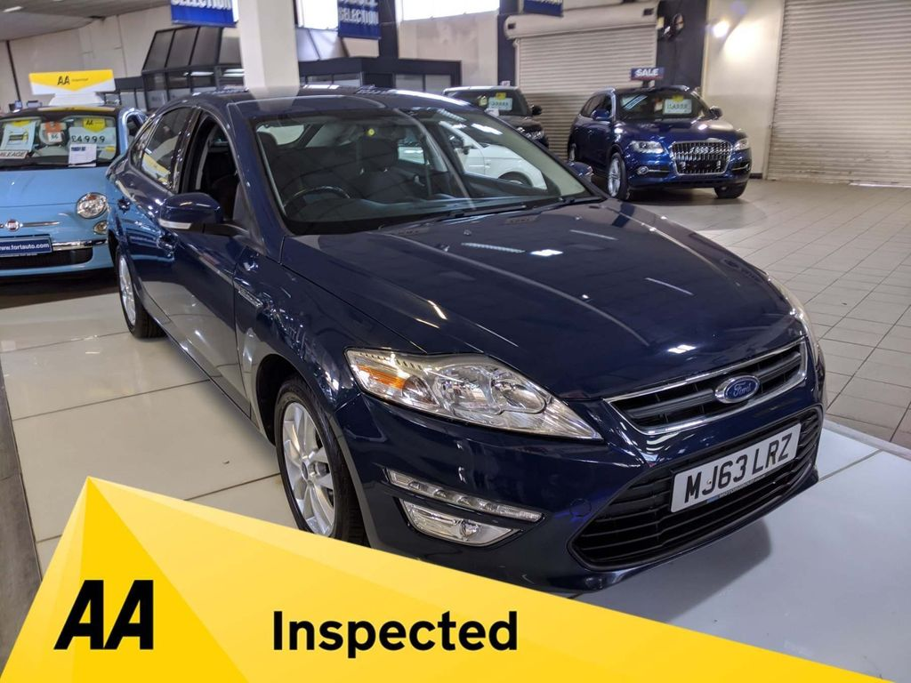 Ford Mondeo Hatchback 1.6 Ti-VCT Graphite 5dr