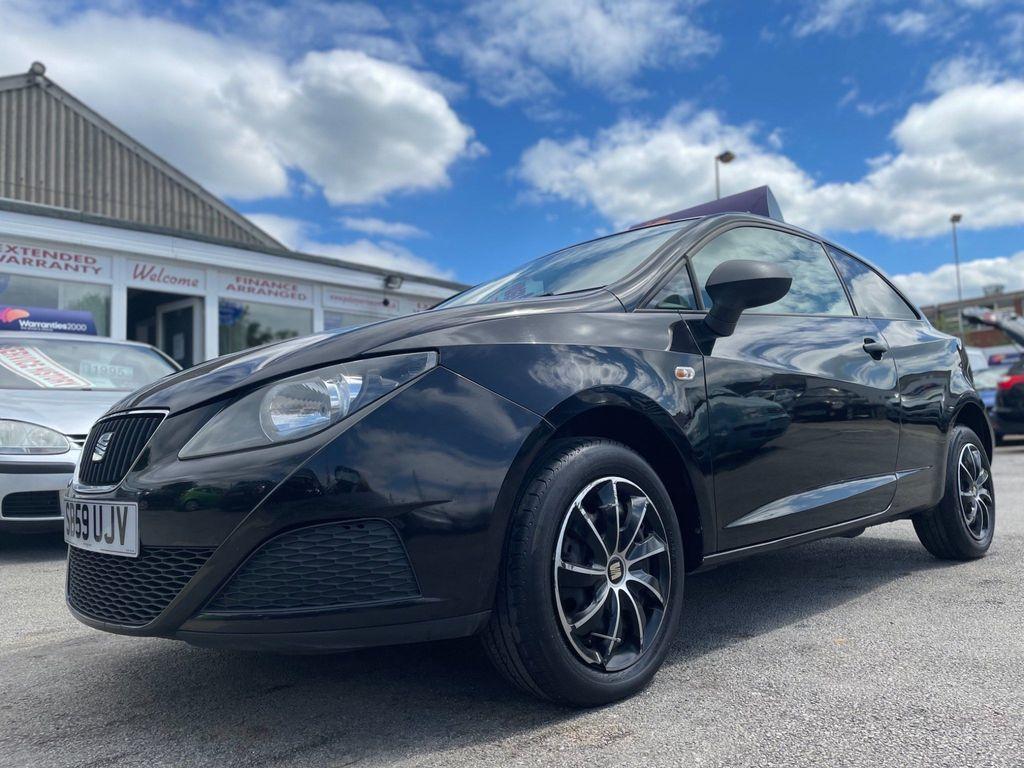 SEAT Ibiza Hatchback 1.2 12V S SportCoupe 3dr