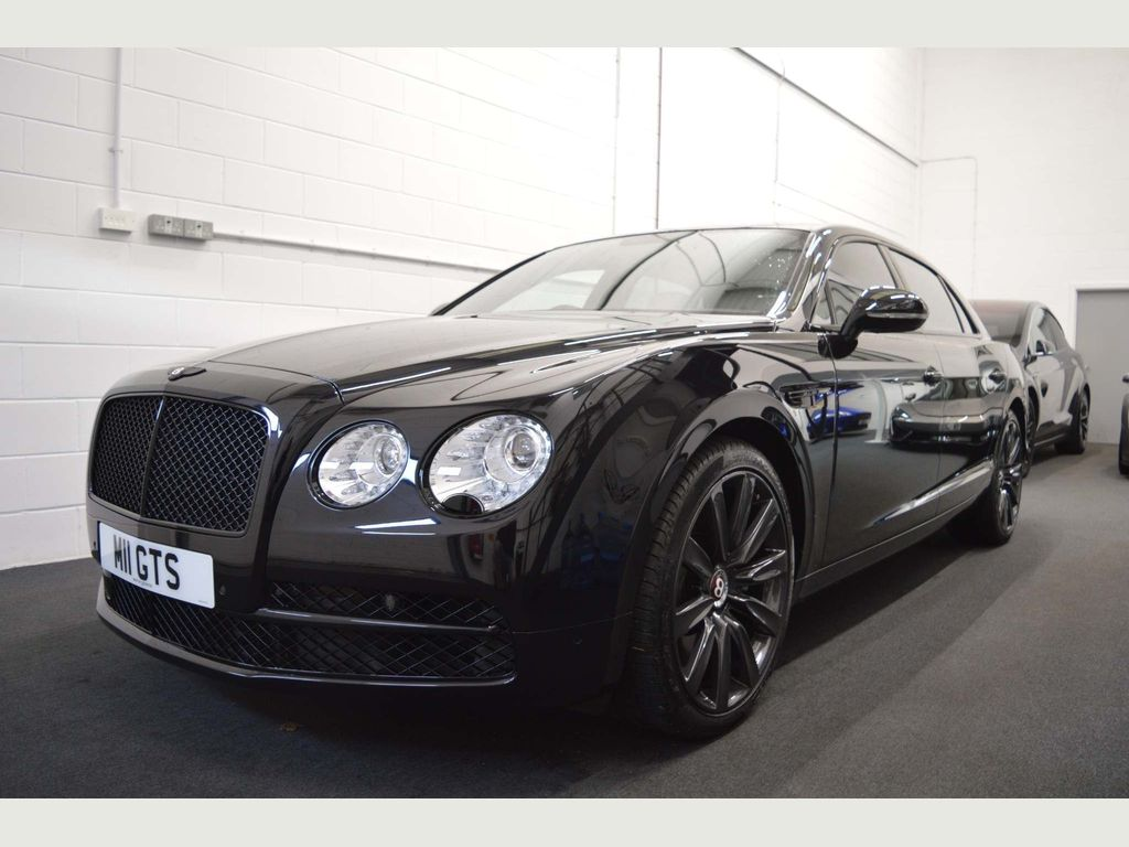 Bentley Flying Spur Saloon 4.0 V8 Auto 4WD 4dr
