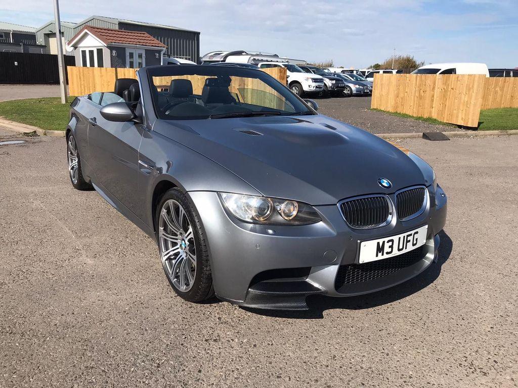 BMW M3 Convertible 4.0 V8 M DCT 2dr